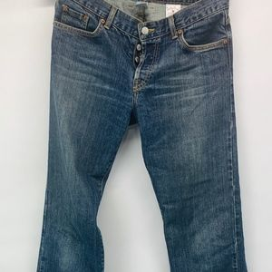 Lucky Brand Jeans - Lucky Brand Womens Jeans Button Fly Size 6/28